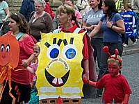 Milnrow, Newhey and Districts Carnival 2009 - Photographer: Jan Harwood, Rochdale Online News