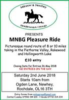 MNBG Pleasure Ride 2018