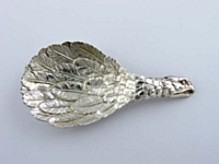 Caddy Spoon - Joseph Willmore 1815
