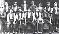 Greenbooth coal miners