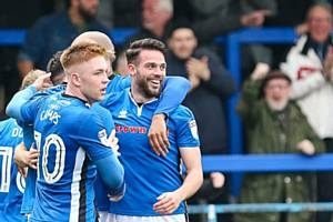 Win tickets to Rochdale AFC v Gillingham