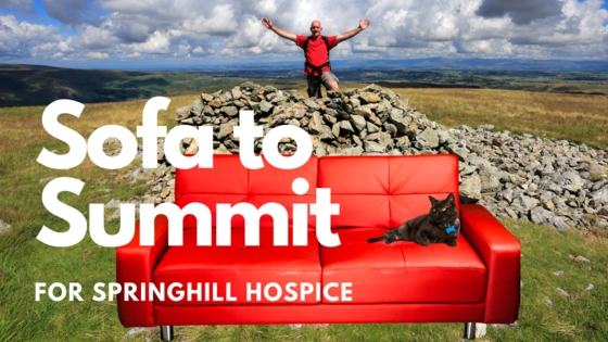 Springhill's Sofa to Summit Virtual Challenge