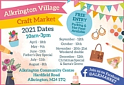 Alkrington Village Craft Market