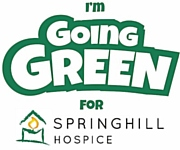 Go Green Week for Springhill Hospice 2018