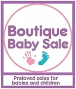 Boutique Baby Sale - Pre-Loved Table Top Market