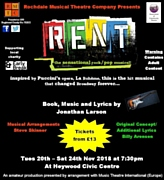 RENT! - The Hit Musical