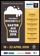 The Great Rochd'ale' Festival of Champions - Ale Trail 2019