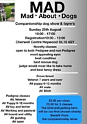Bank Holiday Sunday Companionship Dog Show and Fayre