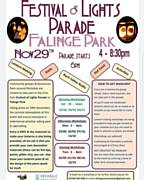 Falinge Festival of Lights Parade