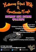 Halloween Ghost Walk & Spooktacular event