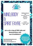 Mind, Body & Spirit Fayre