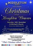 Middleton Band presents Christmas with the Houghton Weavers