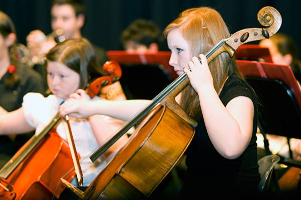 Rochdale Youth Orchestra Christmas Spectacular - Georgina Bennett