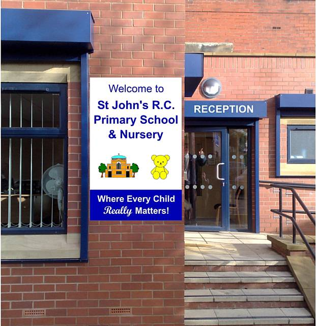 St John�s RC Primary School