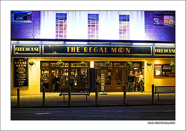 Regal Moon, JD Wetherspoon in Rochdale