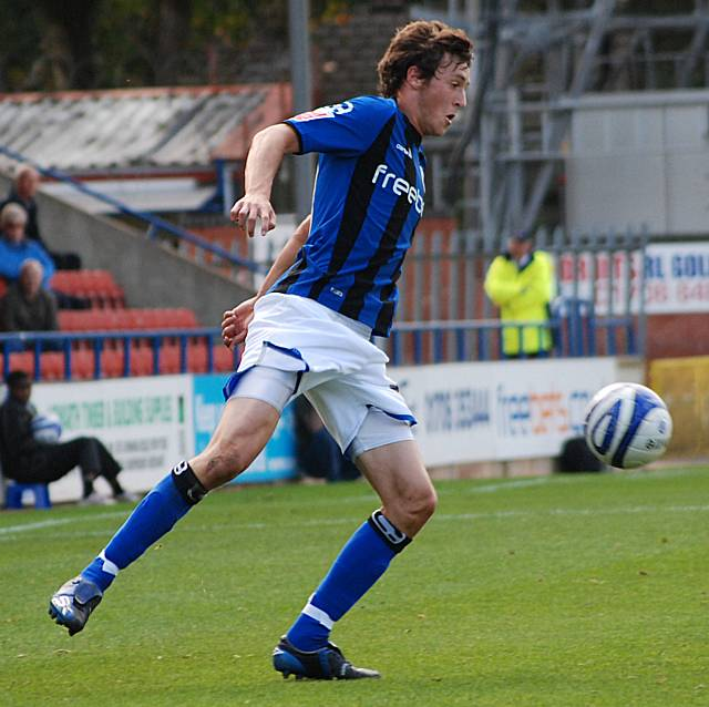 Will Buckley has been linked with a move to Bolton in January.