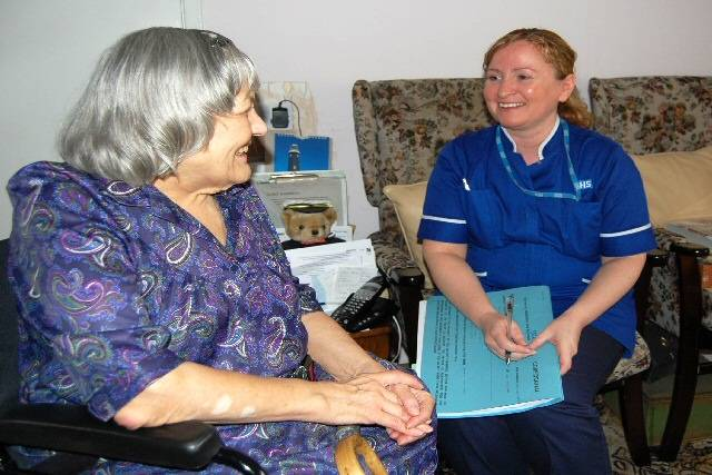 district nurse 'pillars of the community': why the nhs needs more district nurses the role that district nurses play is fundamental for delivering this care in the community.