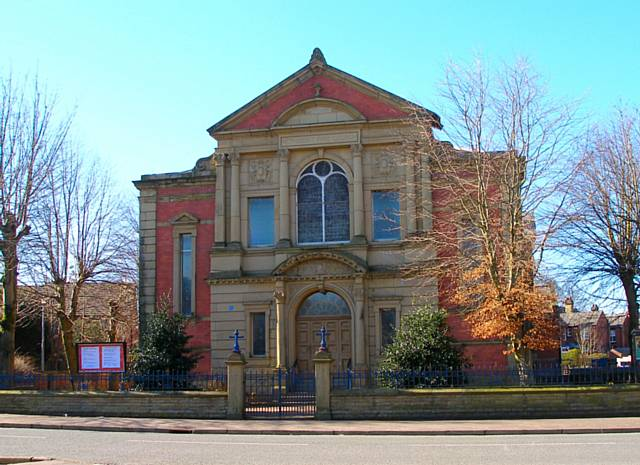 Spotland Methodist Church