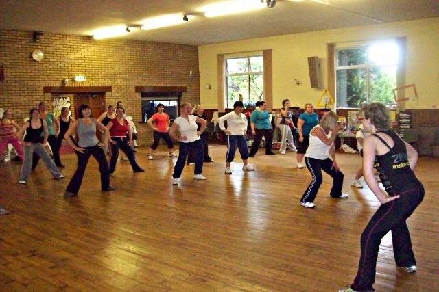 on Basic Zumba Steps Dance
