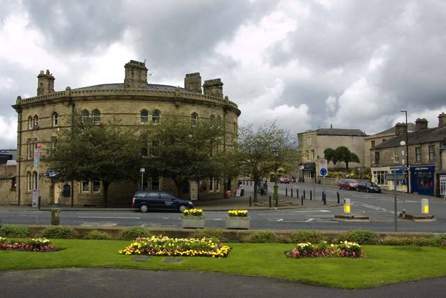 Littleborough square