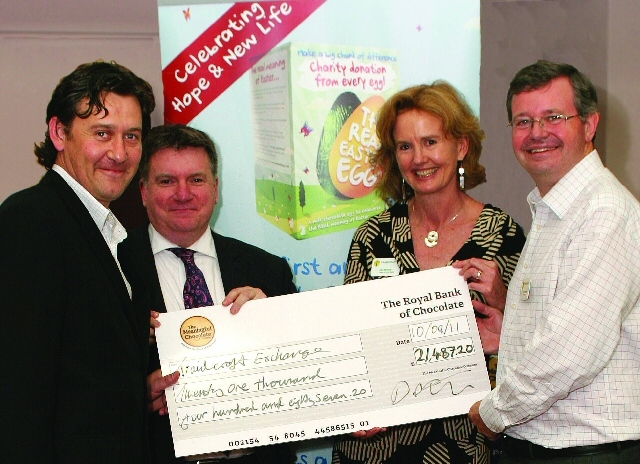 Rochdale News News Headlines Easter Egg Profits Given To