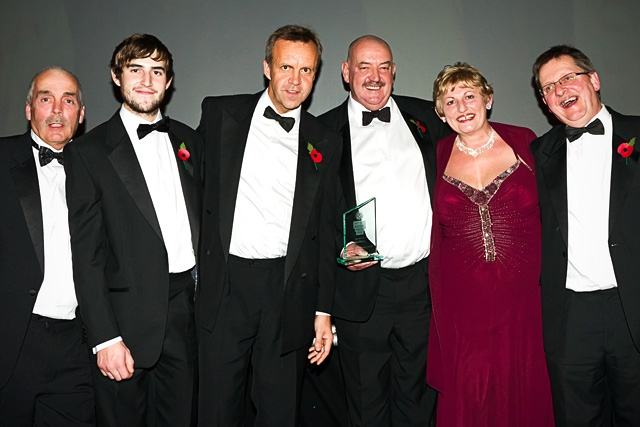 Richard Whittaker Ltd - Business of the Year turnover above £5m (sponsored by NatWest)