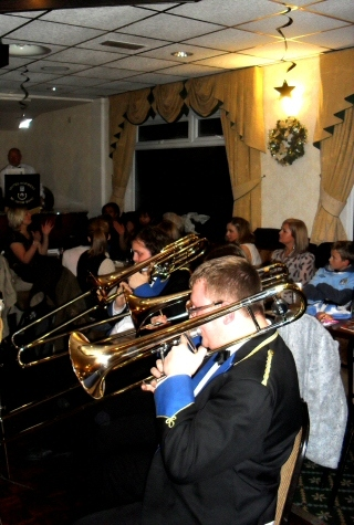 Milnrow Band Christmas Concert