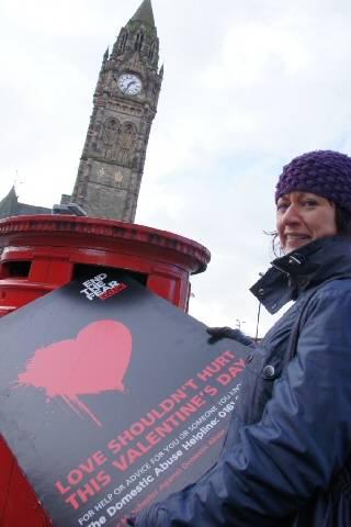 Rochdale News News Headlines Love Shouldn T Hurt This