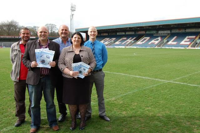 'It's A Goal' launched in Rochdale in 2011