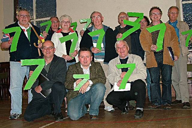 Campaigners mark seventh anniversary of the Save Spodden Valley (SSV) campaign.