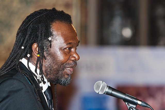 Levi Roots - Rochdale High Street Foundation launch