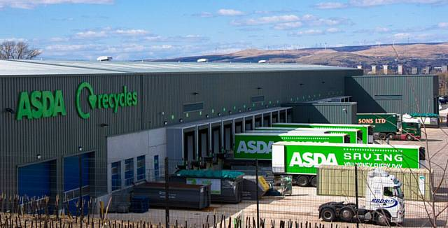 ASDA, Kingsway Business Park