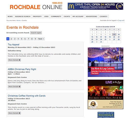 Rochdale dating site