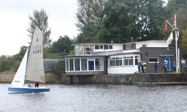 Hollingworth Lake Sailing Club House