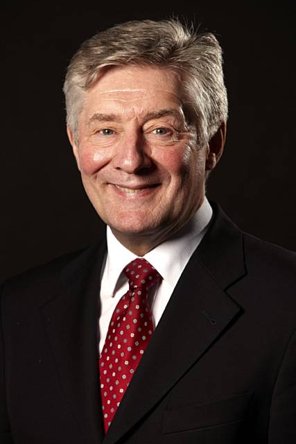 Greater Manchester's Police and Crime Commissioner Tony Lloyd