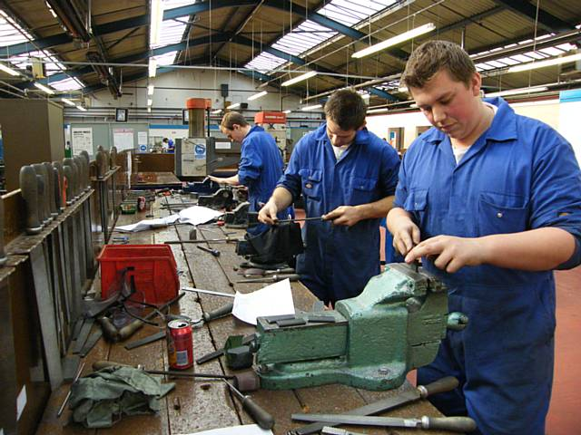 Rochdale Training has more than 30 apprentices ready for work