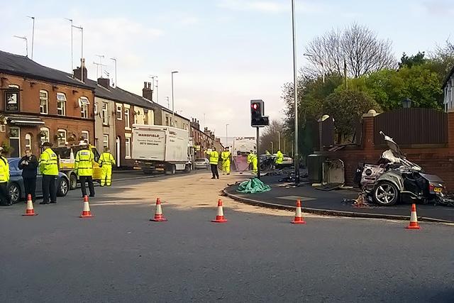 Rochdale News News Headlines Man Dies In Horrific Early Morning