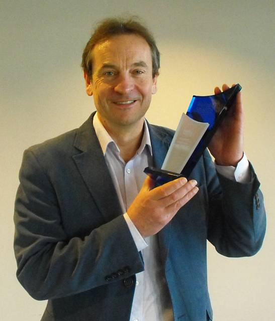 Chris Davies named MEP of the Year in the Environment