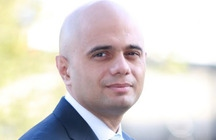 Sajid Javid named culture secretary