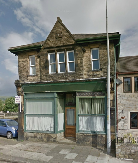 Co-operative building, 59 Halifax Road, Littleborough