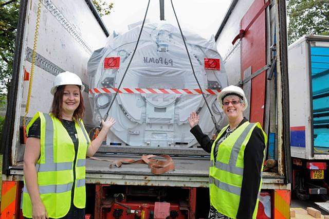 Rochdale News | Business News | Highfield Hospital has a new MRI