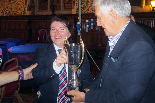 Blackburn and Darwen Brass Band take top prize at musical extravaganza at Rochdale Town Hall