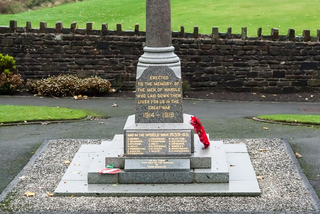 Wardle War Memorial