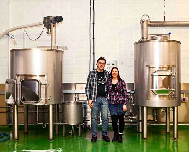 Ken and Jenny Lynch launch Serious Brewing Company