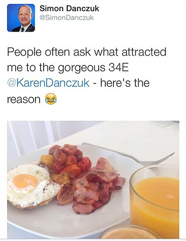 Simon Danczuk causes Twitter storm over 'sexist' tweet