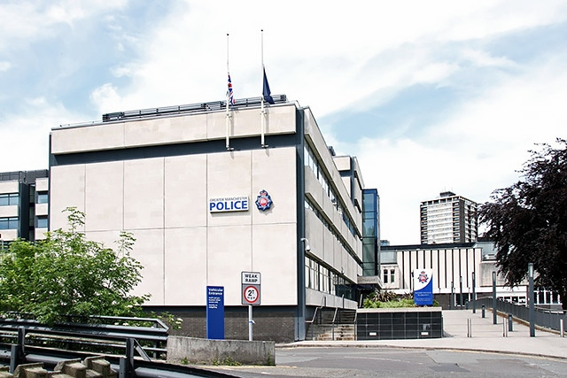 Rochdale Police Station