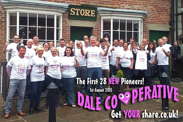 Rochdale Pioneers to form Dale Co-operative