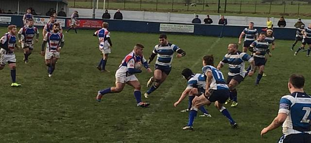 Hornets beat NCL high flyers Rochdale Mayfield 44-6 in January