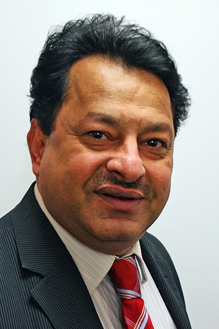 Councillor Iftikhar Ahmed