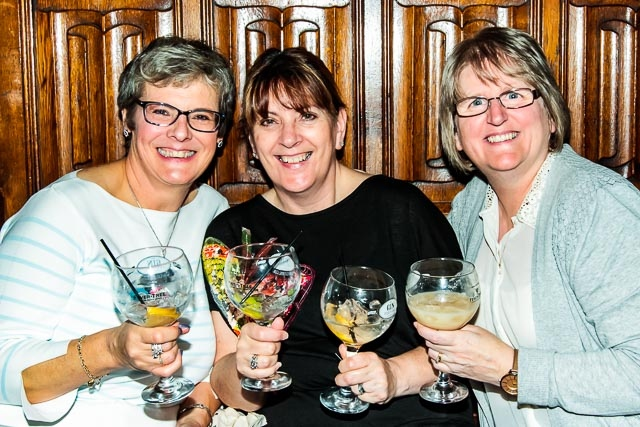 The Gin Society Festival returns to Rochdale Town Hall this weekend - Friday 14 & Saturday 15 February